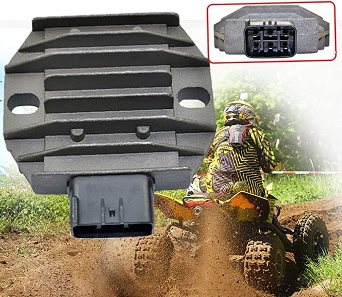 Stator /& Starter Fits YAMAHA BIG BEAR 400 YFM400 2WD 4WD 2000-2012 ATV NEW