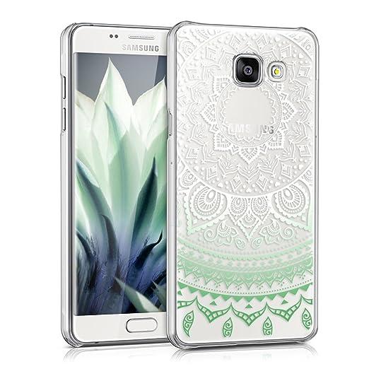 10 opinioni per kwmobile Cover per Samsung Galaxy A5 (2016)- Custodia trasparente per cellulare-