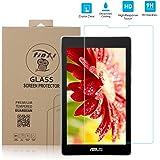 tinxi® Protezione invisibile Pellicola in vetro temperato per Asus ZenPad C 7.0 Z170C/Z170CG 7 pollici superba protezione Salvaschermo e Film protettiva ultra-duro vetro 9H 2,5D