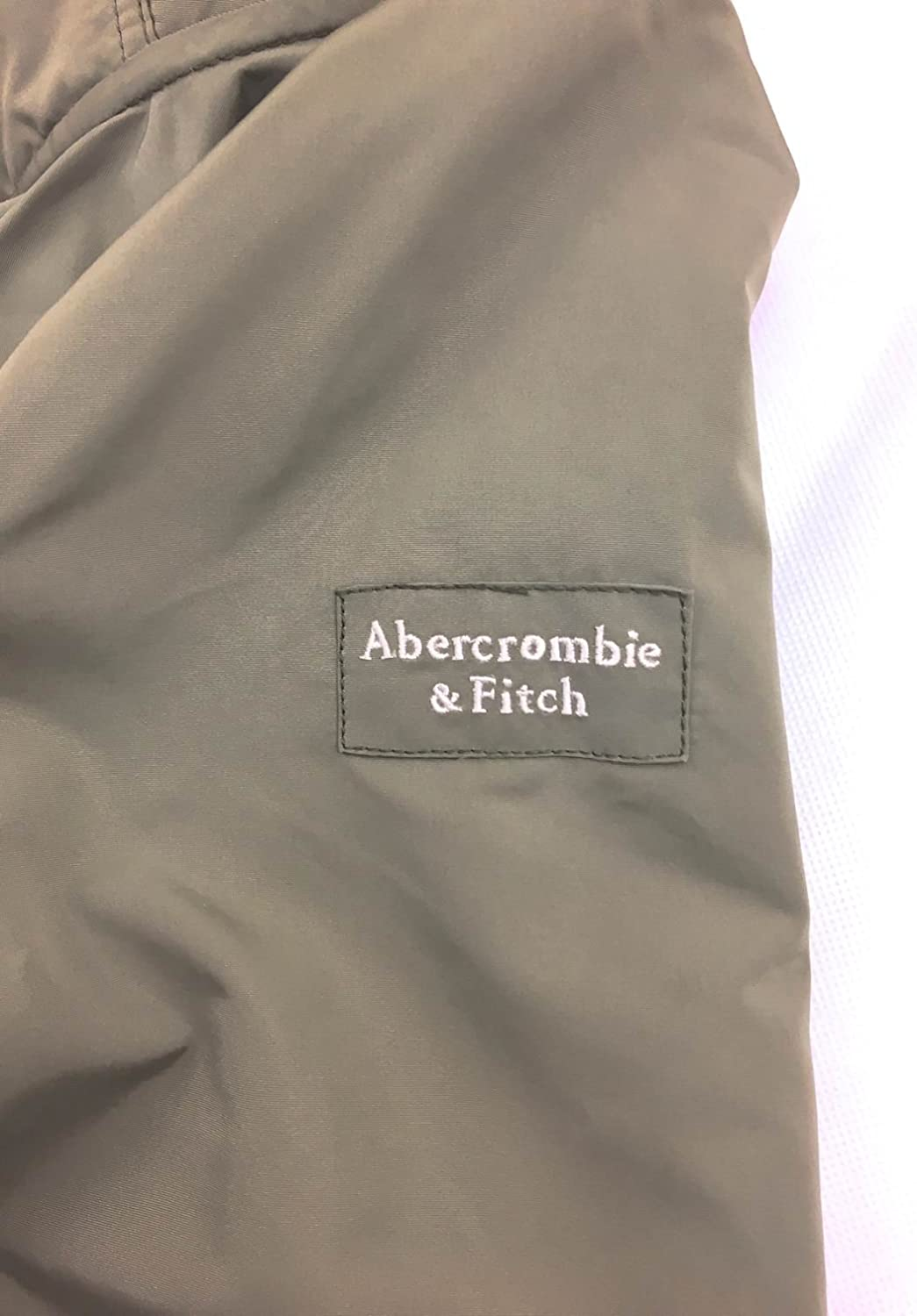 Abercrombie & Fitch - Parka - para Mujer Verde M: Amazon.es: Ropa ...