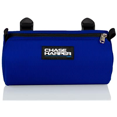 Chase Harper USA 10300 Blue BC Barrel Bag - 3.5 Liters - Water-Resistant, Tear-Resistant, Industrial Grade Ballistic Nylon - Universal Fit: Automotive