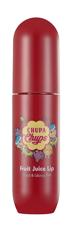 Chupa Chups Fruit Juice Lip (Redberry)
