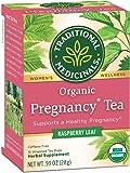 Traditional Medicinals Organic Pregnancy Tea, 16 Tea Bags (Pack of 6)