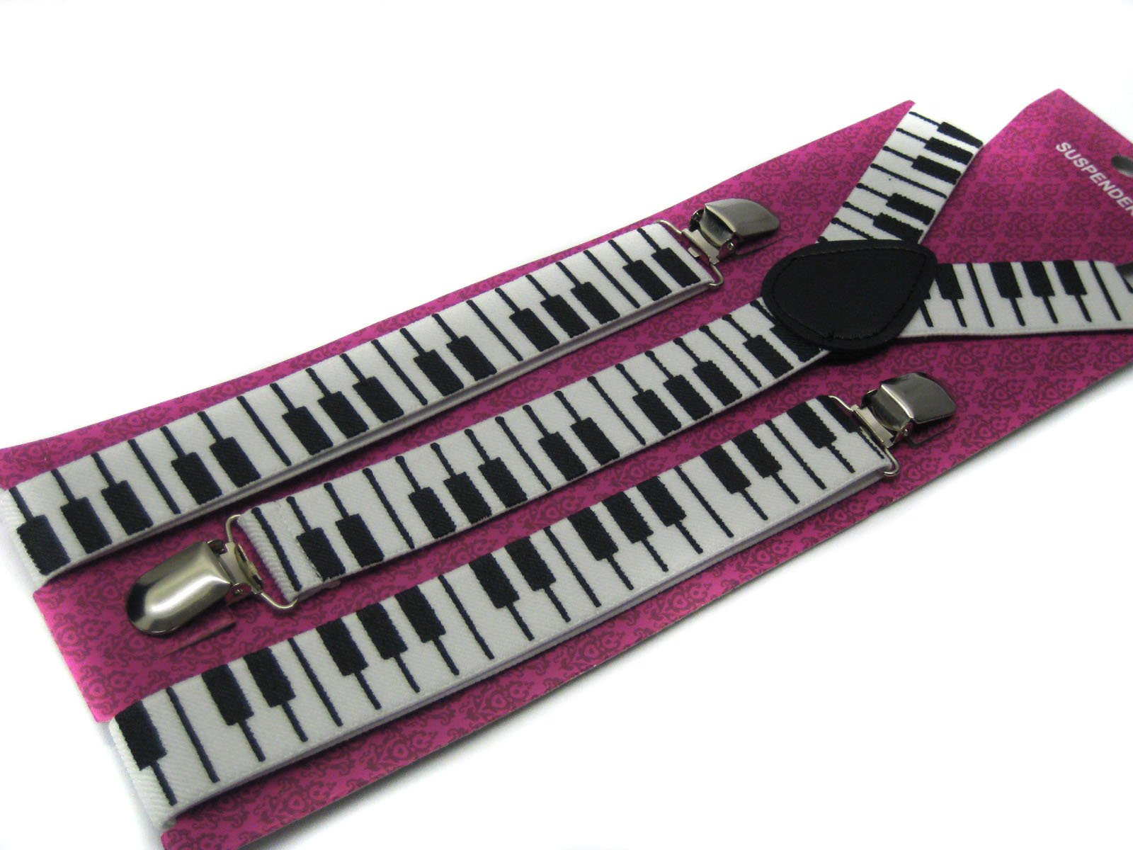 Piano Braces Unisex Suspender