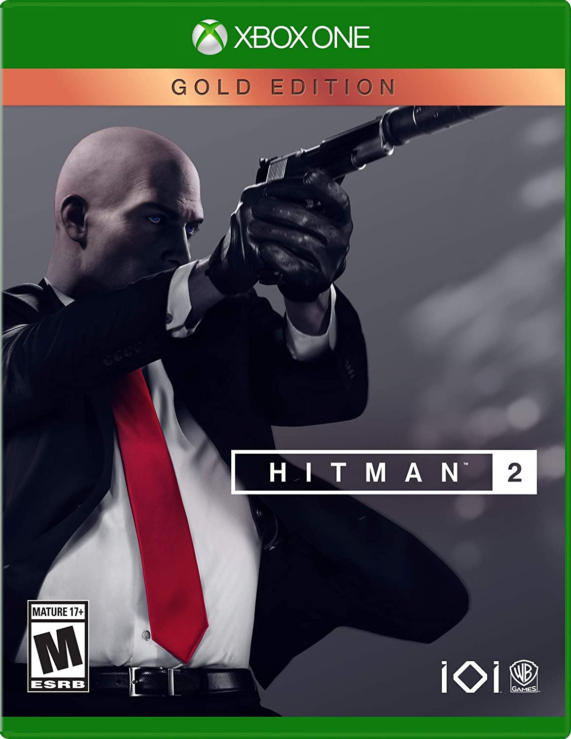 Hitman 2 - Gold Edition for Xbox One [USA]: Amazon.es: Whv Games: Cine y Series TV
