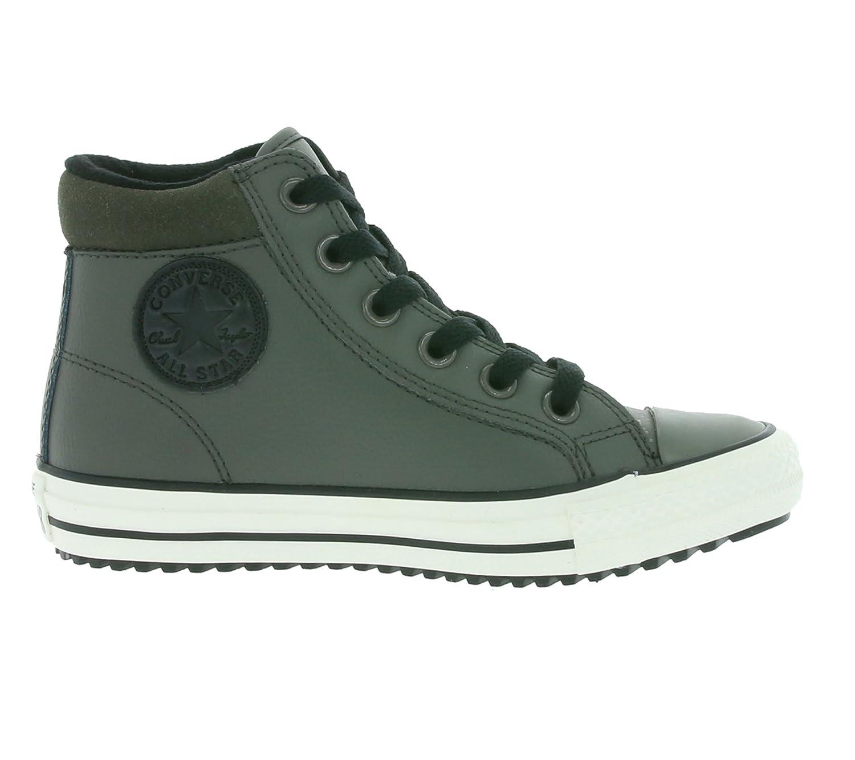 f57f638342d734 Converse Chucks Kids Winter Boots 654310C CT AS boat PC Gray Charcoal Black  Egret  Amazon.co.uk  Shoes   Bags