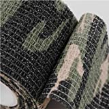 RUNMIND Camouflage Tape Self-adhesive Non-woven