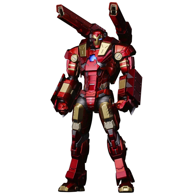 Sentinel modulaire  Iron Man avec Plasma Cannon et vibroblade Collectible fig  parfait