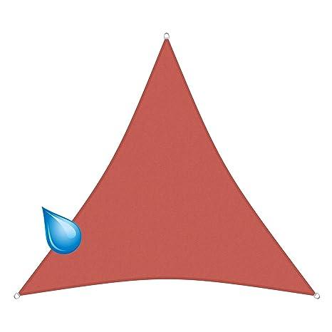 sunprotect 83256 Waterproof Toldo / Vela de Sombra, 5 x 5 x 5 m,