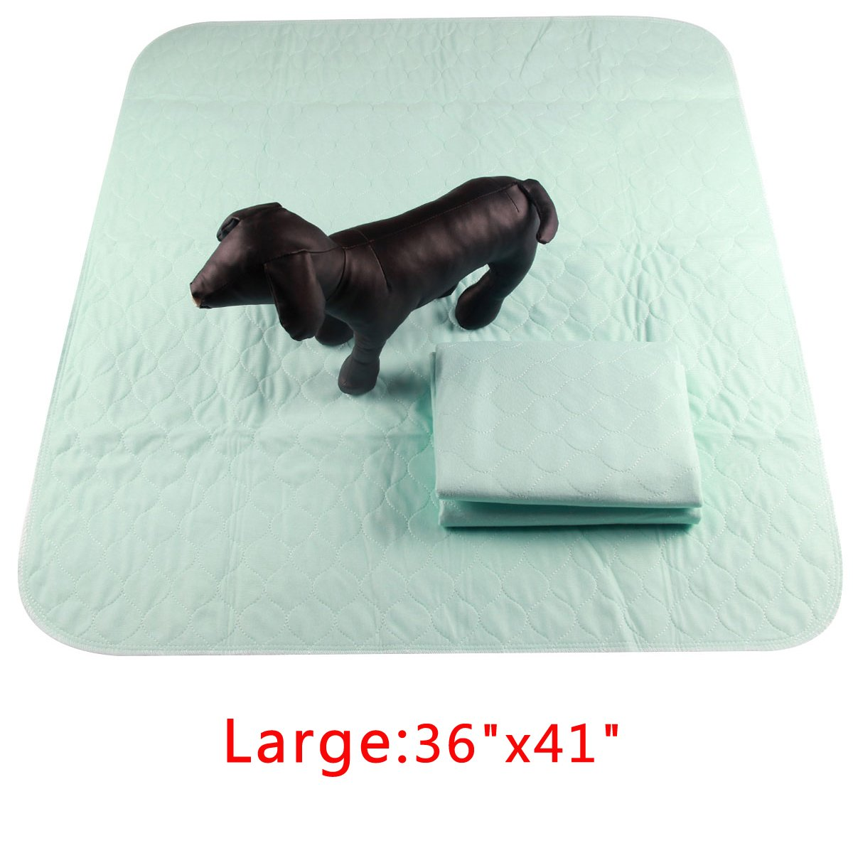 Washable Pet Pee Pads for Dogs Mat(2 Pack),36\