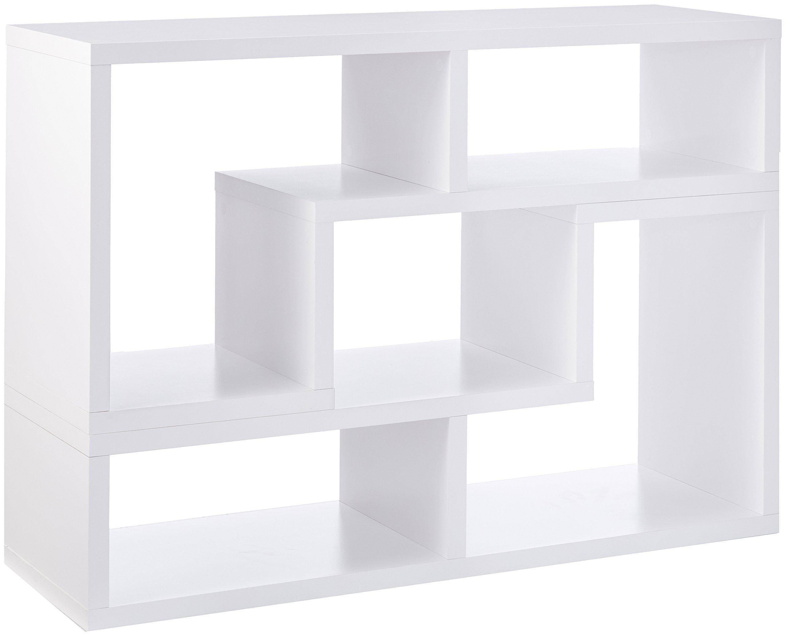 Coaster Home Furnishings 800330 Contemporary Bookcase / TV Stand, White