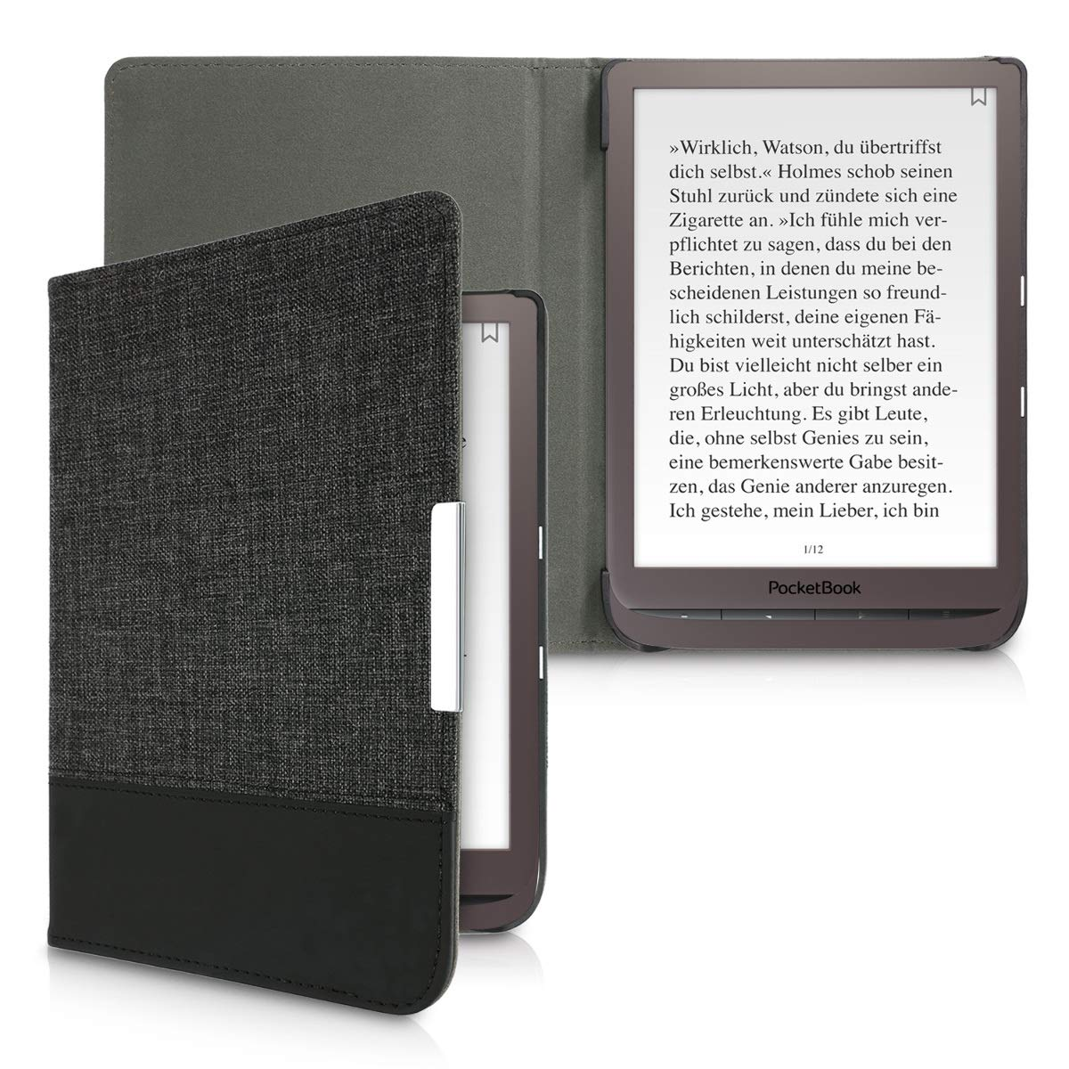 kwmobile Funda para Pocketbook InkPad 3 / 3 Pro: Amazon.es ...