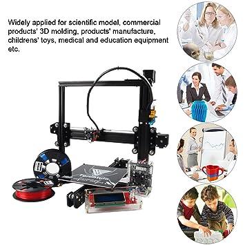 TEVO Tarantula I3 Kit de Impresora 3D de Extrusión de Aluminio ...