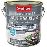 Syntilor - Vernis Pierres Ultra Résistant 6 Ans Incolore Mat 2,5L