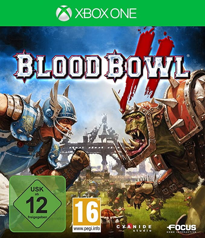 Blood Bowl 2 - Microsoft Xbox One: Amazon.es: Videojuegos