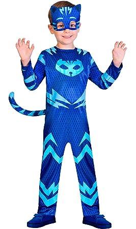 Childrens Size PJ Masks Catboy Costume Medium (5-6 years)