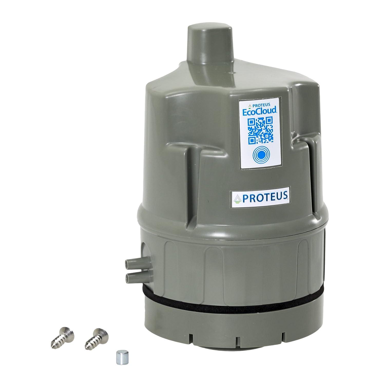 por ultrasonido Sensor de llenado con europaweiter GSM Transferencia de Datos - ecocl Oud - para cisternas, depósito de aceite, etc., tanques de pequeñas y ...