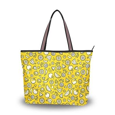 06c3a17ad91ab Image Unavailable. Image not available for. Color: Women's Multi-pocket  Cotton Canvas Handbags Shoulder Bags Totes Purses ...