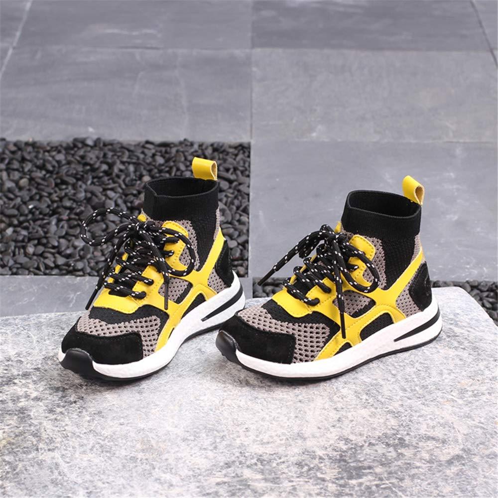 Toddler//Little Kid//Big Kid MODEOK Kids Baby Boys Girls Indoor Outdoor Shoes Socks