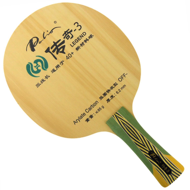 Palio legend-3 FL Table Tennisブレード B00OSVBPI8