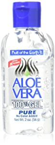 Fruit of the Earth Aloevera 2 Ounce Gel - 4 Pack