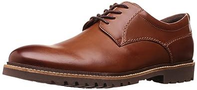 ebf28791c33a Rockport Mens Marshall Plain Toe Oxford Oxford  Amazon.ca  Shoes ...