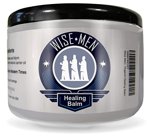 Frankincense and Myrrh Pain Cream