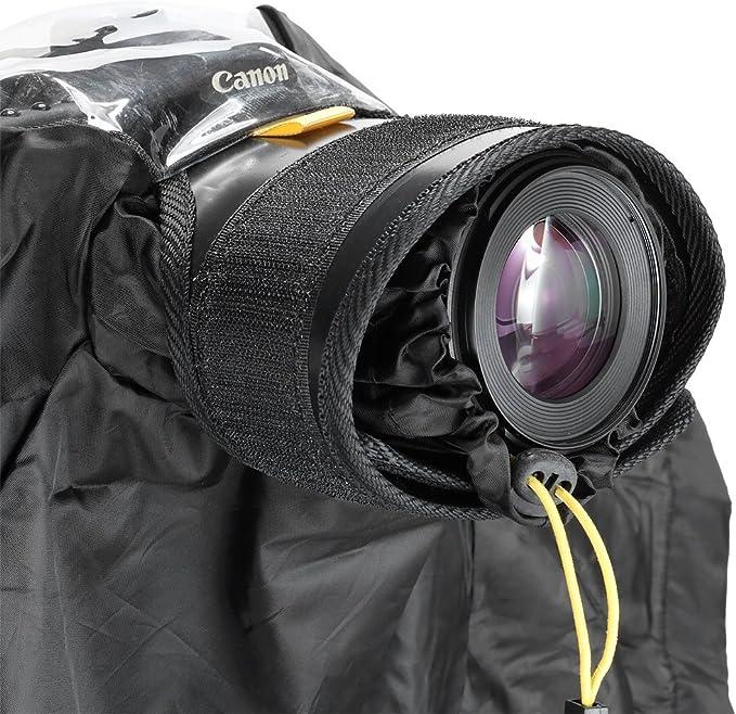 Neewer - Protector antilluvia impermeable de cámara para Canon ...