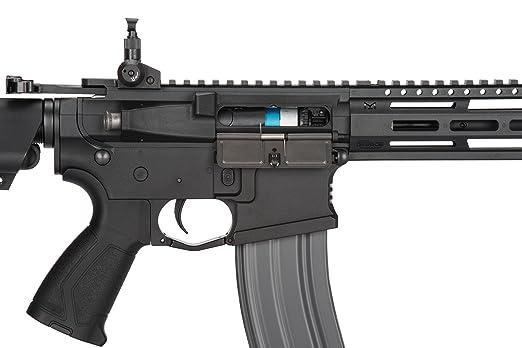Amazon.com: G & g CM16 Raider 2.0 6 mm. AEG Airsoft rifle en ...
