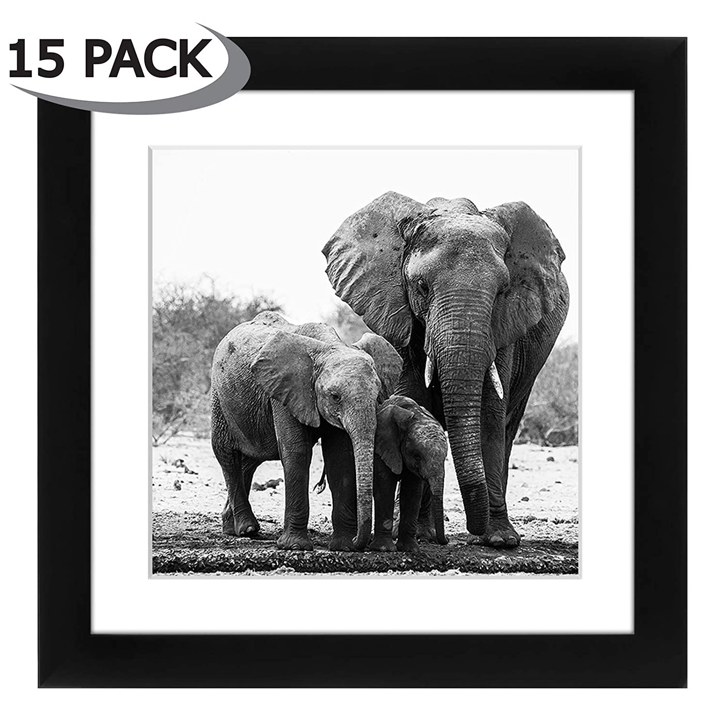Black Americanflat 8x10 Picture Frame