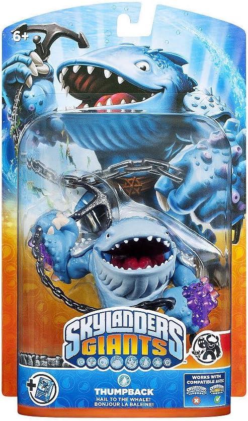 Skylanders: Giants - Figura Giant Thumpback: Amazon.es ...