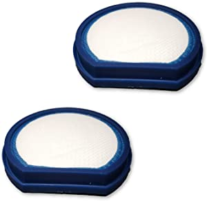 ZVac Replacement Hoover Windtunnel T-Series Rewind Filter Compatible with Hoover Part # 303173001, 303173002 Fits All Windtunnel T-Series Rewind Vacuum Cleaners - 2 Pack in A Bag
