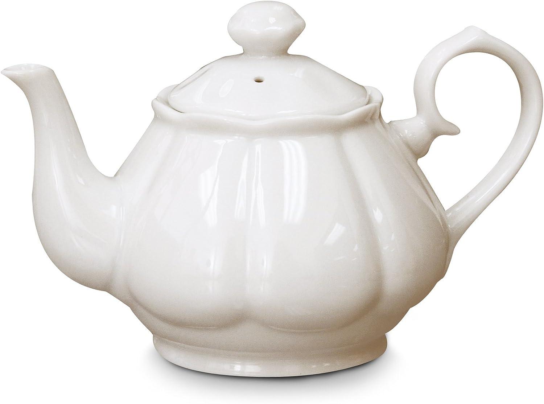 Old Amsterdam Porcelain Works Teapot Porcelain 2 Cup Diana