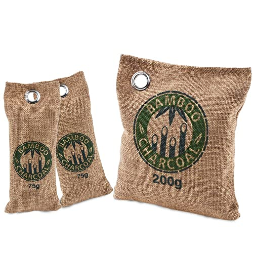 Nuolux Natural Air Purifying Bamboo Charcoal Bag Air