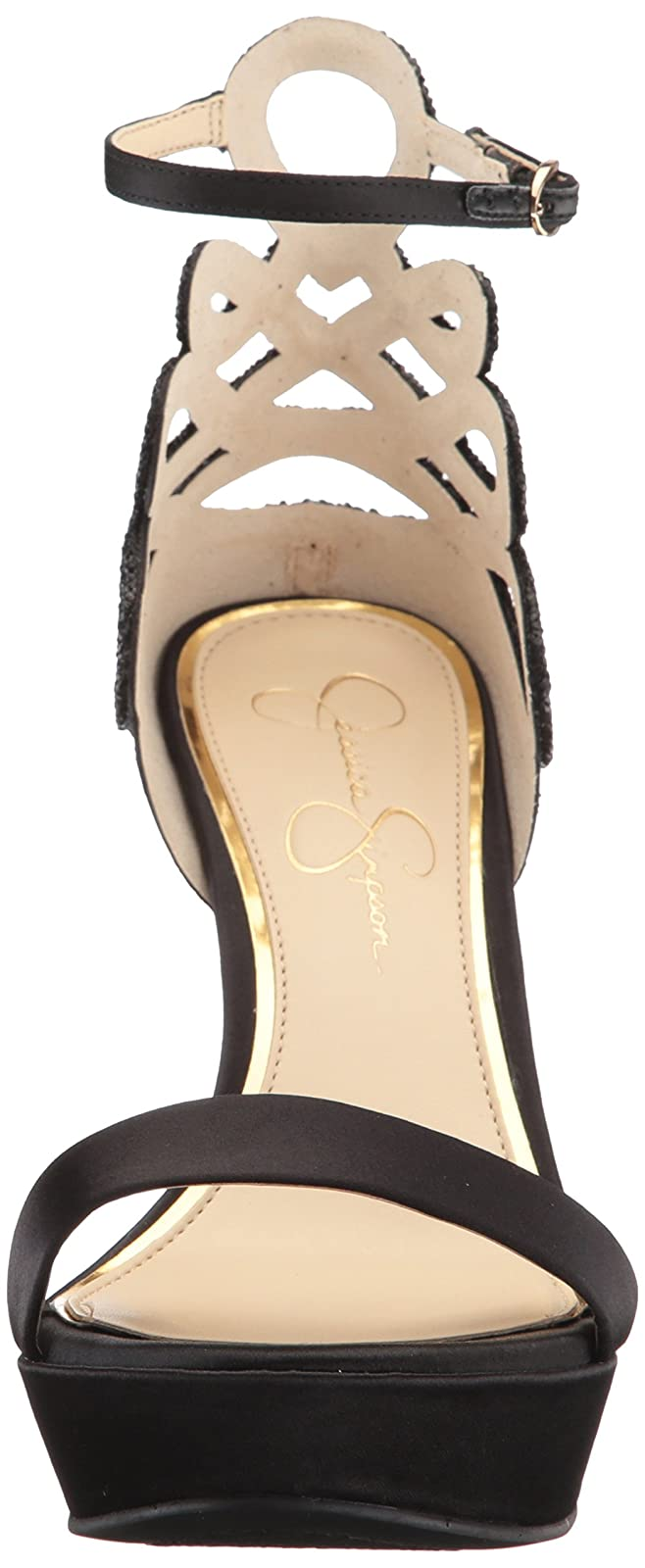 Jessica Simpson Women's BAYVINN Heeled Sandal US - 4