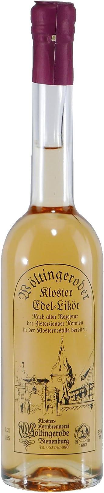 Kloster Woltingerode Geheimnisvolle 21 Krauter Gewurz Likor Amazon De Bier Wein Spirituosen