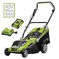 Aerotek 40V X2 Series Cordless Lawnmower