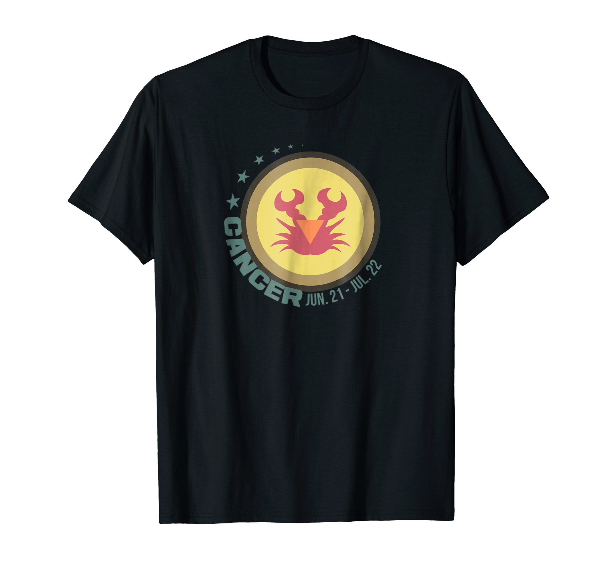 Cancer Zodiac Sign T Shirt