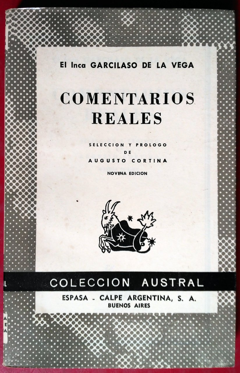 Comentarios reales: Amazon.es: Garcilaso De La Vega, El Inca: Libros