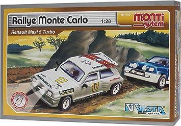 Vista vista0105 - 23 ms 23 Rallye Monte Carlo Set de construcción: Amazon.es: Juguetes y juegos
