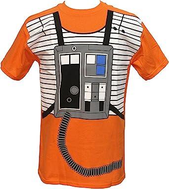 Star Wars I Am Luke Skywalker Traje de Vuelo Mighty Fine para Adulto Camiseta tee