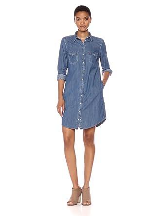b16ff5b4a0 Levi s Women s Western Dress at Amazon Women s Clothing store