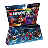 LEGO Dimensions: Team Pack DC Joker/Harley