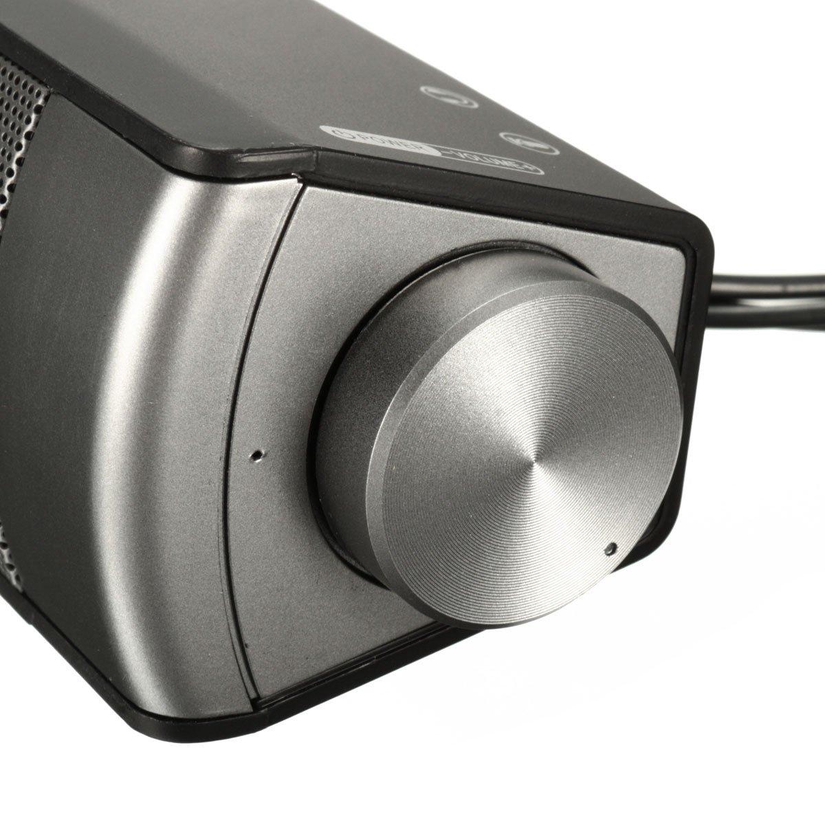 QOJA muses midas-2.0 usb multimedia speaker music play soundbar by QOJA (Image #3)