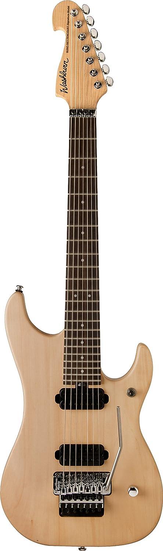 N27NM Washburn Guitarra eléctrica 7 cuerdas: Amazon.es: Instrumentos musicales