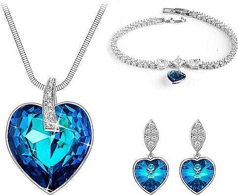 REGNO Unito di lusso Donna bracciale tennis cristallo scintillanti Gioielli Regalo Di Nozze Da Sposa