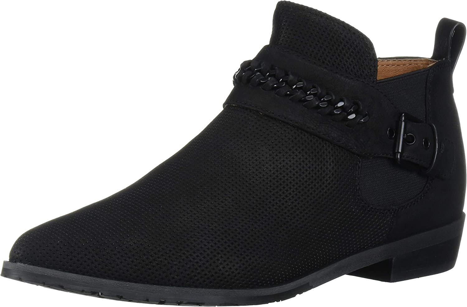 Gentle Souls by Kenneth Cole Women's Neptune Chain Bootie 2 Ankle Boot