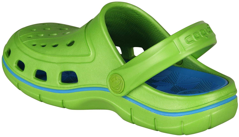 Coqui Unisex Kinder 6353 Jumper Clog