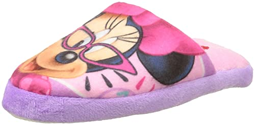 Pantuflas Minnie Mouse Niñas