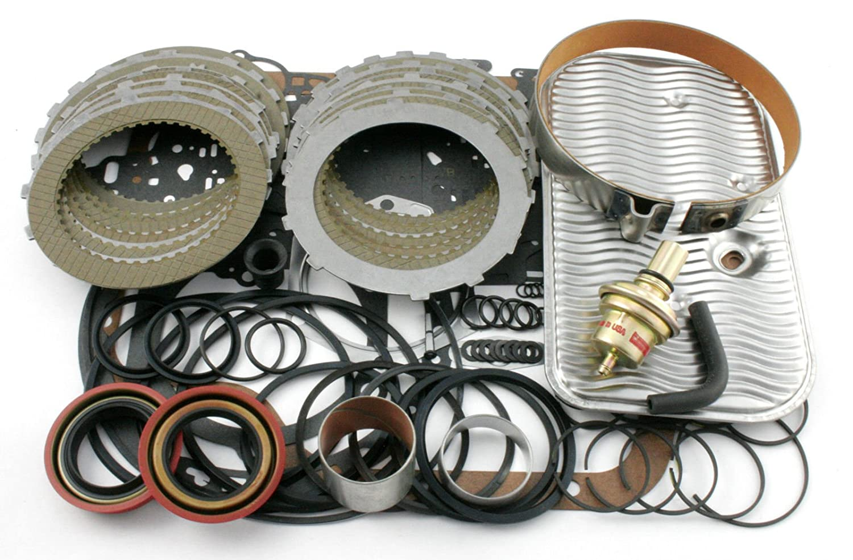 TH400 Alto Transmission Master Rebuild Kit Level 2 Transparts Warehouse